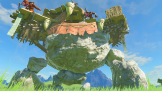 StBotW Stone Talus Model.png
