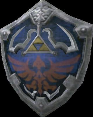 Hylian Shield Zelda Wiki