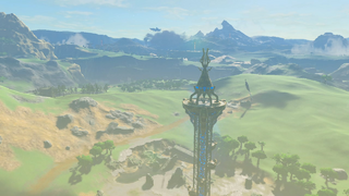 BotW Central Tower.png