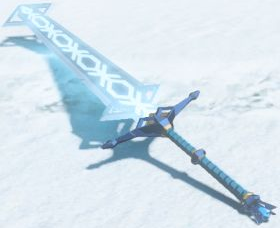 BotW Great Frostblade Model.png