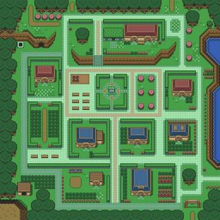 Kakariko Village Zelda Wiki