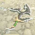 BotW Hyrule Compendium Lizal Tri-Boomerang.png