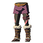 BotW Barbarian Leg Wraps Peach Icon.png
