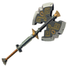 BotW Double Axe Icon.png