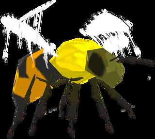 BotW Courser Bee Model.png