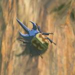 BotW Hyrule Compendium Bladed Rhino Beetle.png