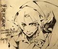 Akira Himekawa New Year Link Artwork.jpg