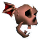 OoT White Bubble Model.png