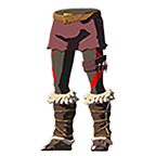 BotW Barbarian Leg Wraps Red Icon.png