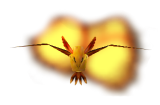 OoT Fire Keese Model.png