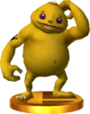 SSBfN3DS Gorons Trophy Model.png