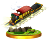 SSBfN3DS Spirit Train Trophy Model.png