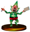 SSBM Tingle Trophy Model.png