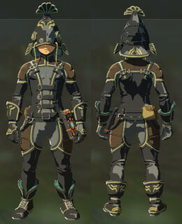BotW Link Wearing Rubber Armor.jpg