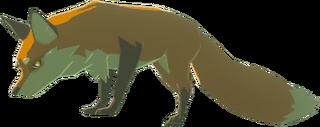 BotW Grassland Fox Model.png