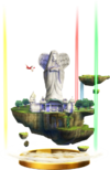 SSBfWU Skyloft Trophy Model.png