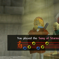 Song of Storms