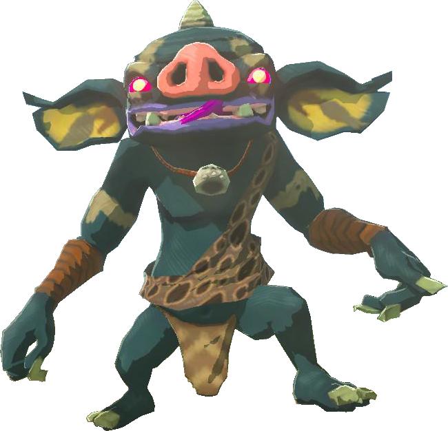 Blue Bokoblin Zelda Wiki