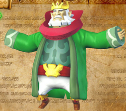 HWDE King Daphnes Standard Outfit (Wind Waker) Model.png