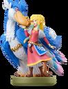 TLoZ Series Zelda & Loftwing amiibo.png