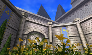 OoT3D Castle Courtyard.png