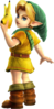 HWL Young Link Lorule Standard Outfit Artwork.png
