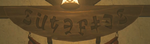 BotW Kakariko Village Curious Quiver Indoor Sign.png