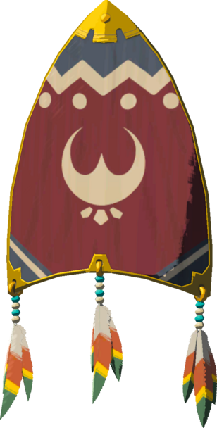 BotW Kite Shield Model.png