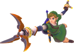 SS Link Clawshots Render.png