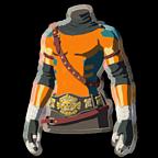 BotW Radiant Shirt Orange Icon.png