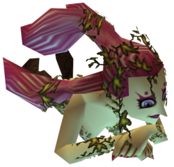 MM Great Fairy of Power Model.png