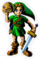 SSBB Link with Goron Mask Sticker Icon.png