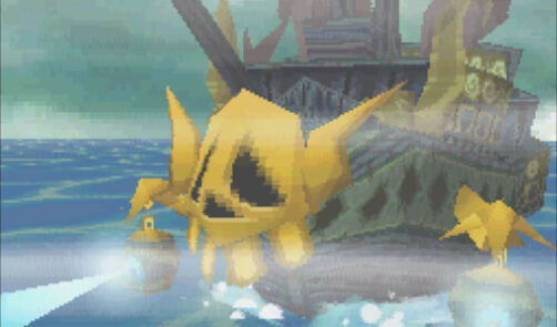 Bellum S Ghost Ship Zelda Wiki