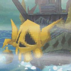 Bellum's Ghost Ship