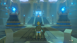 BotW Blessing Shrine Interior 6.png