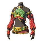 BotW Gerudo Top Red Icon.png