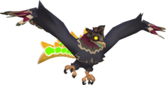 TWW The Monstrous Helmaroc King Figurine Model.png