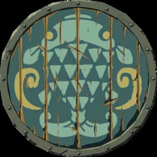 BotW Fisherman's Shield Model.png
