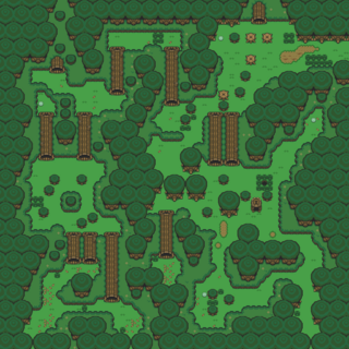 Lost Woods Zelda Wiki