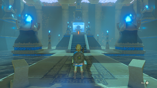BotW Blessing Shrine Interior 9.png
