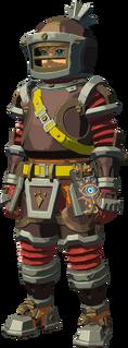 BotW Fireproof Armor Model.png