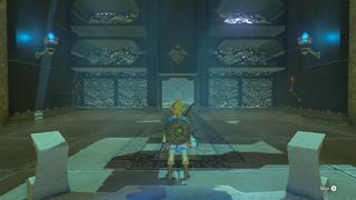 BotW Test of Strength Shrine Interior Pillar.png