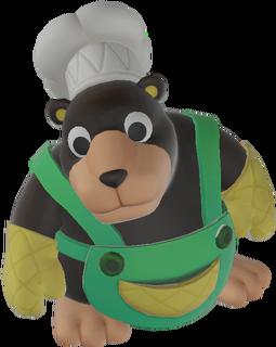LANS Chef Bear Model.png