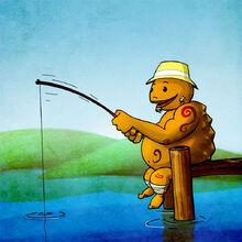 Goron Fishing.jpg