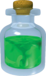 OoT Green Potion Render.png