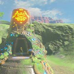 Rota Ooh Shrine