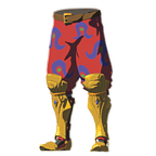 BotW Desert Voe Trousers Red Icon.png