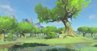 BotW Linebeck Island.png