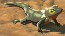 BotW Fireproof Lizard Model.png