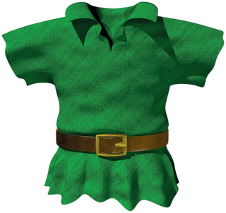 OoT Green Tunic Render.png